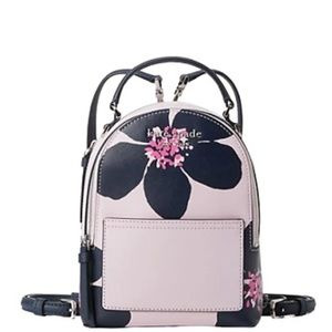 Kate Spade Flora Mini Convertible Backpack